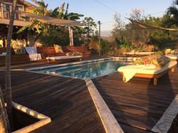 retreat pool