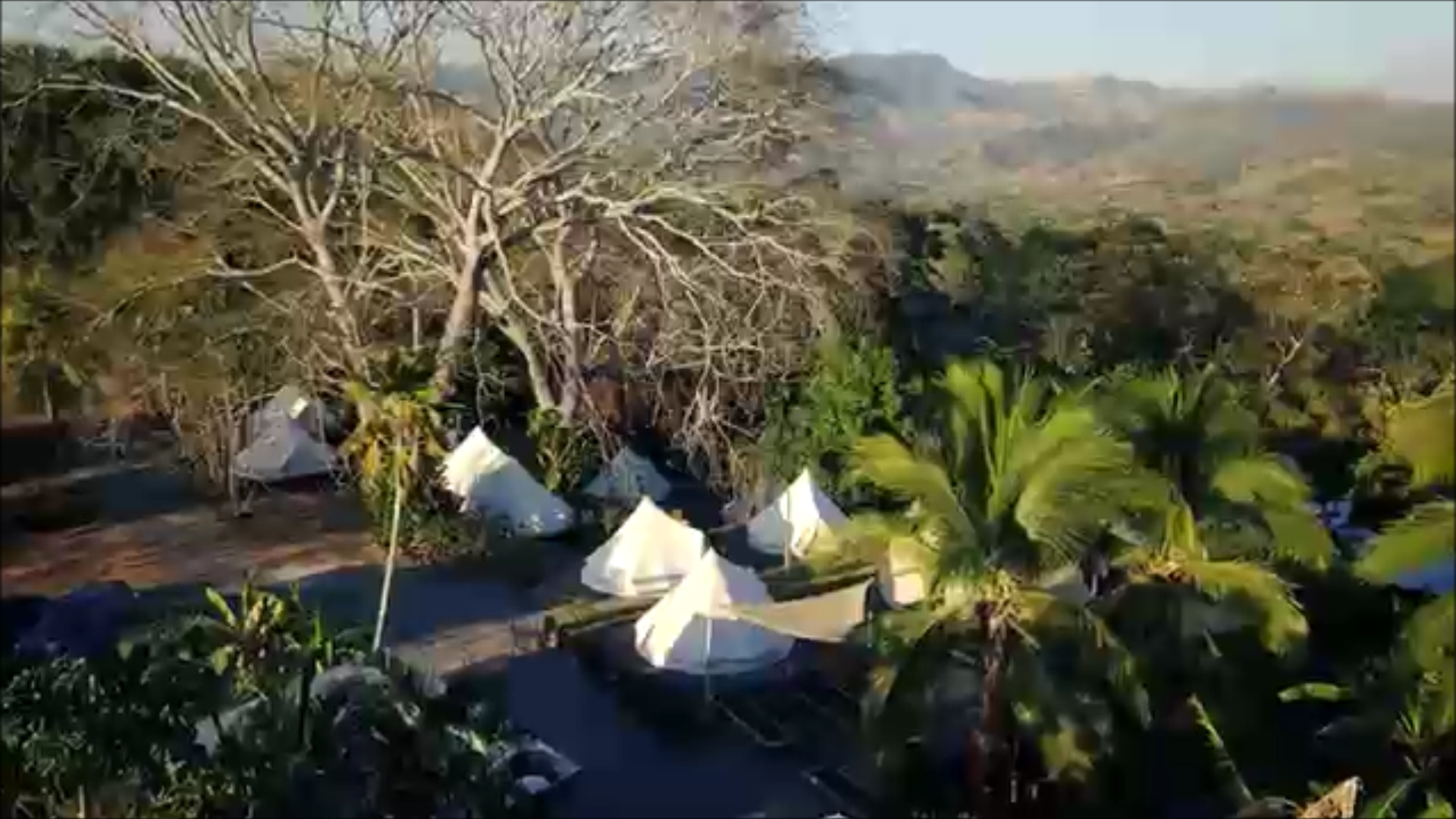retreat tents