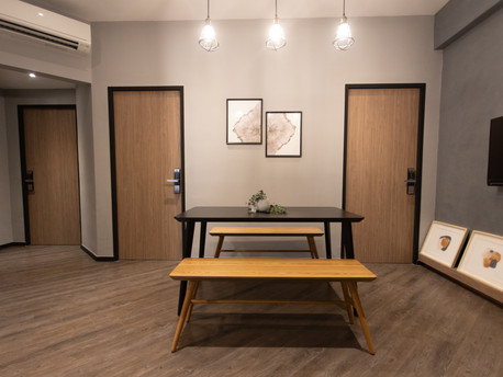 Co-living in Singapore: Best Co-living spaces with convenient locations and unique characteristics