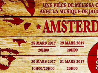 Amsterdam - Billets en vente