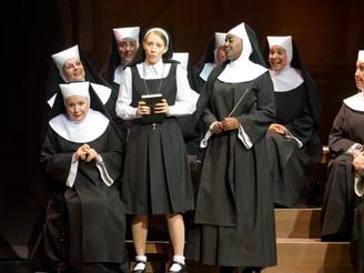 Sister Act dévoilement - Albane en Soeur Marie-Robert!