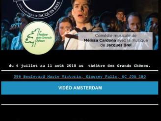 Conférence de presse pour Amsterdam 2.0