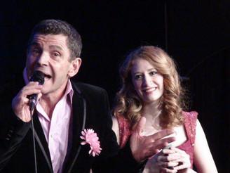 Chanter Piaf au Dîner en Rose