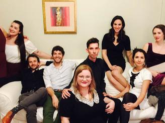 Maison Corbeau chante à la Résidence de Belgique à Montréal