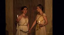 Greek Princess Cannot be Burried Away