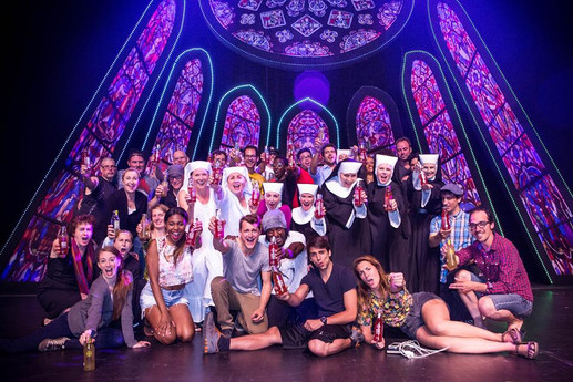 "Spectacle ""Sister Act"""