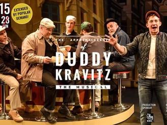 """Première et Prolongation de """"Duddy Kravitz"""" au Segal Center"""