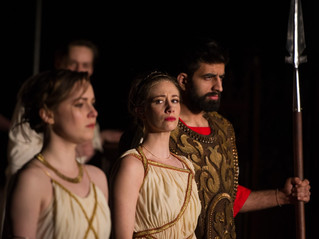 "Spectacle ""Antigone"""