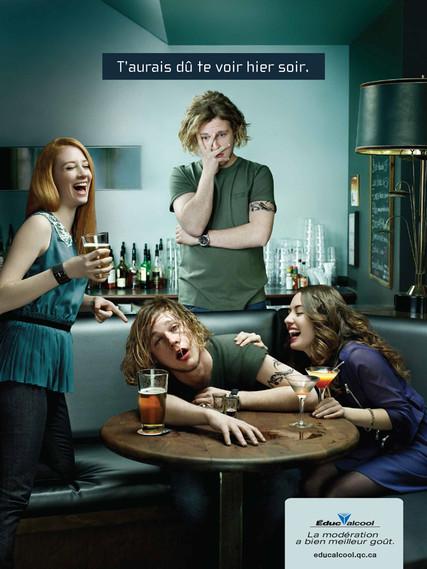 Publicité Educ-Alcool