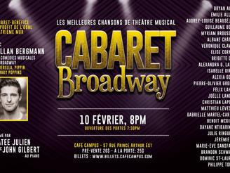 Cabaret Broadway!