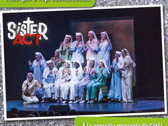 "Article - Un Billet d'Or pour ""Sister Act"" !"