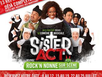 """Article - Première de """"Sister Act"""""""