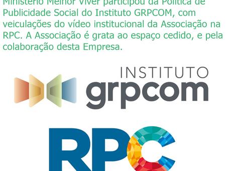 Publicidade Social RPC