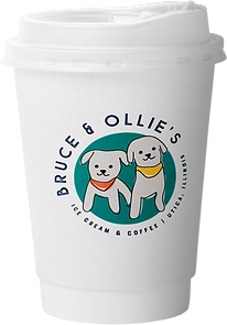 Bruce & Ollies Coffee Shop and Ice Cream