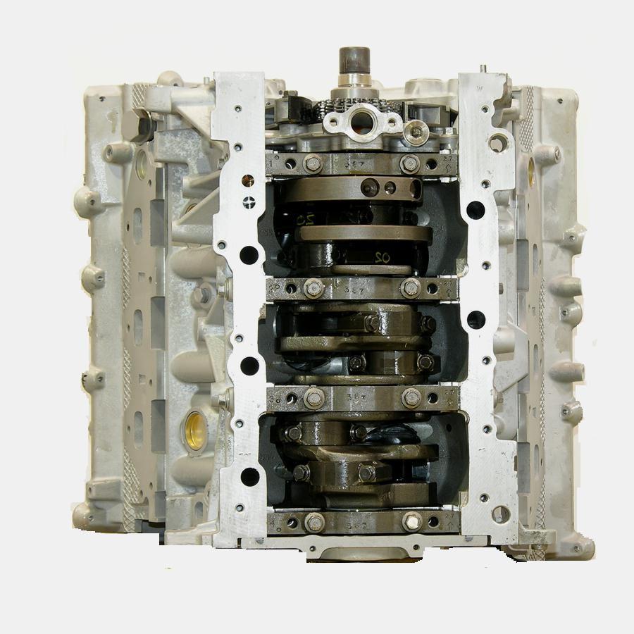 4.7 V8 Engine 2003-2004 Ram W-o EGR