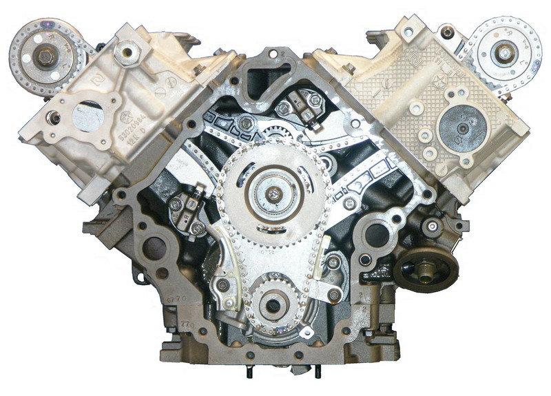 3.7 V6 engine 2004 Dodge Ram Pickup   npdengines