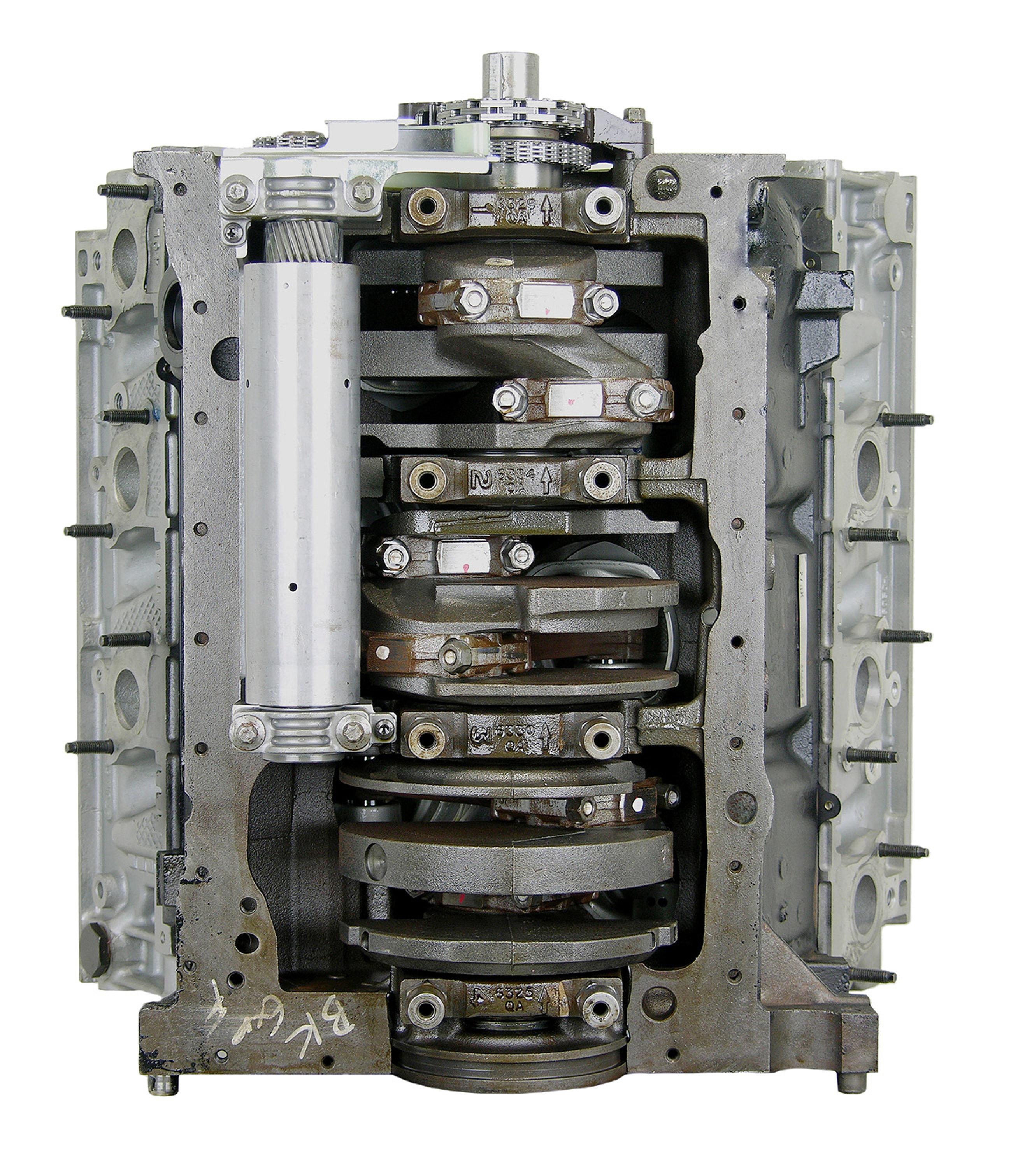 97-01 4.0-Liter SOHC V6 Mercury Mountaineer Engine