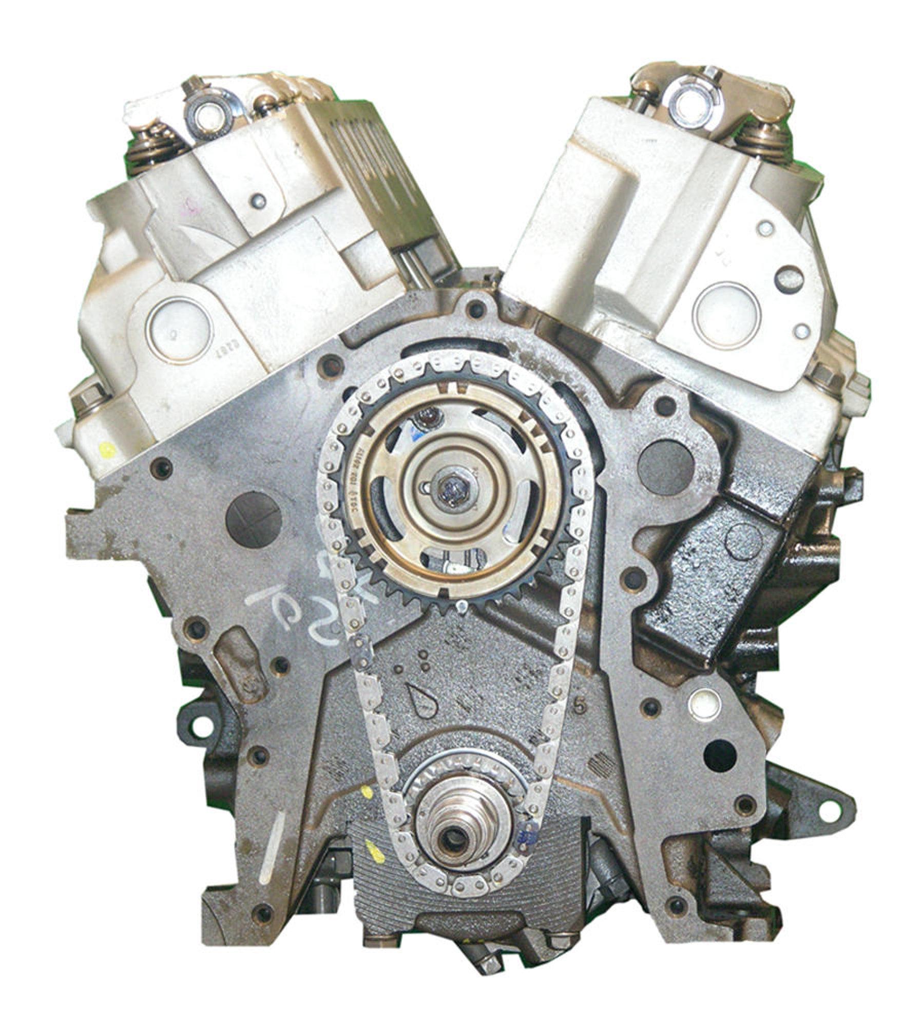 2005-2006 Grand Caravan 3.3-Liter Engine