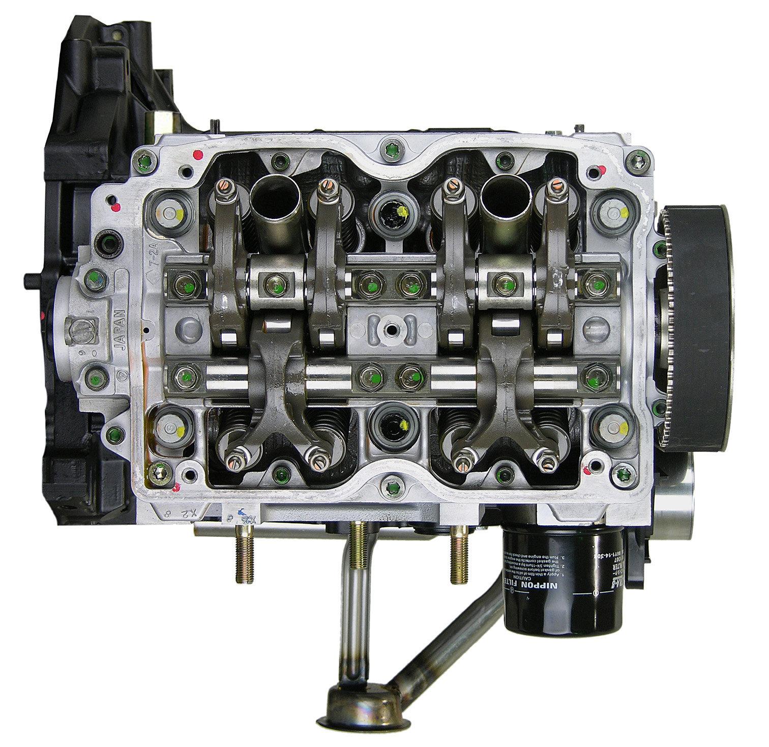 2.5-Liter Subaru Engine EJ25E