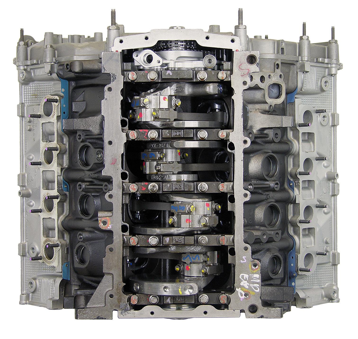 1999-2001 Ford 5.4-Liter V8 Triton Engine
