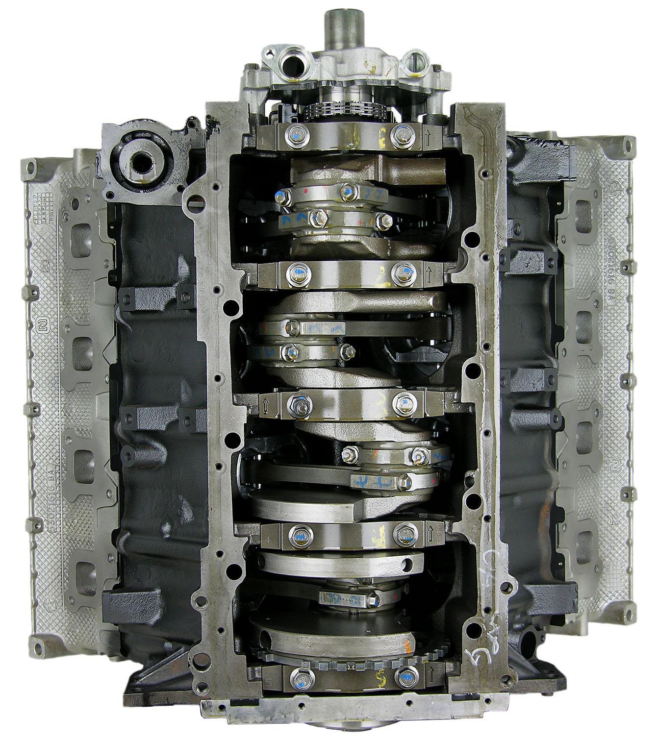 5.7 V8 Engine 2007 Chrysler Aspen