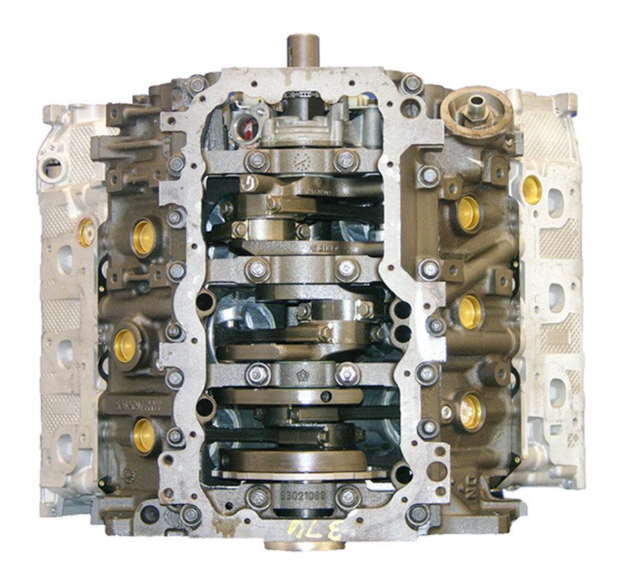 2005-2006 Jeep Grand Cherokee 3.7 V6 Engine
