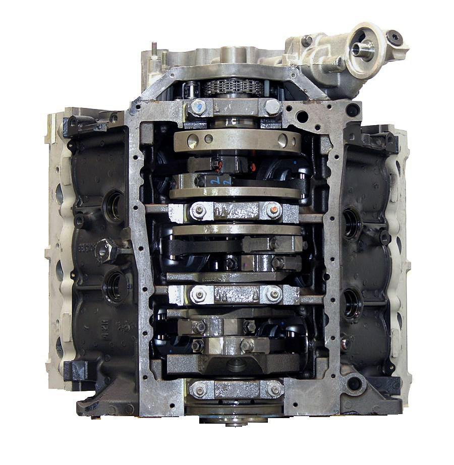 97-98 Ford 4.2-Liter V6 F150 & Van Engine