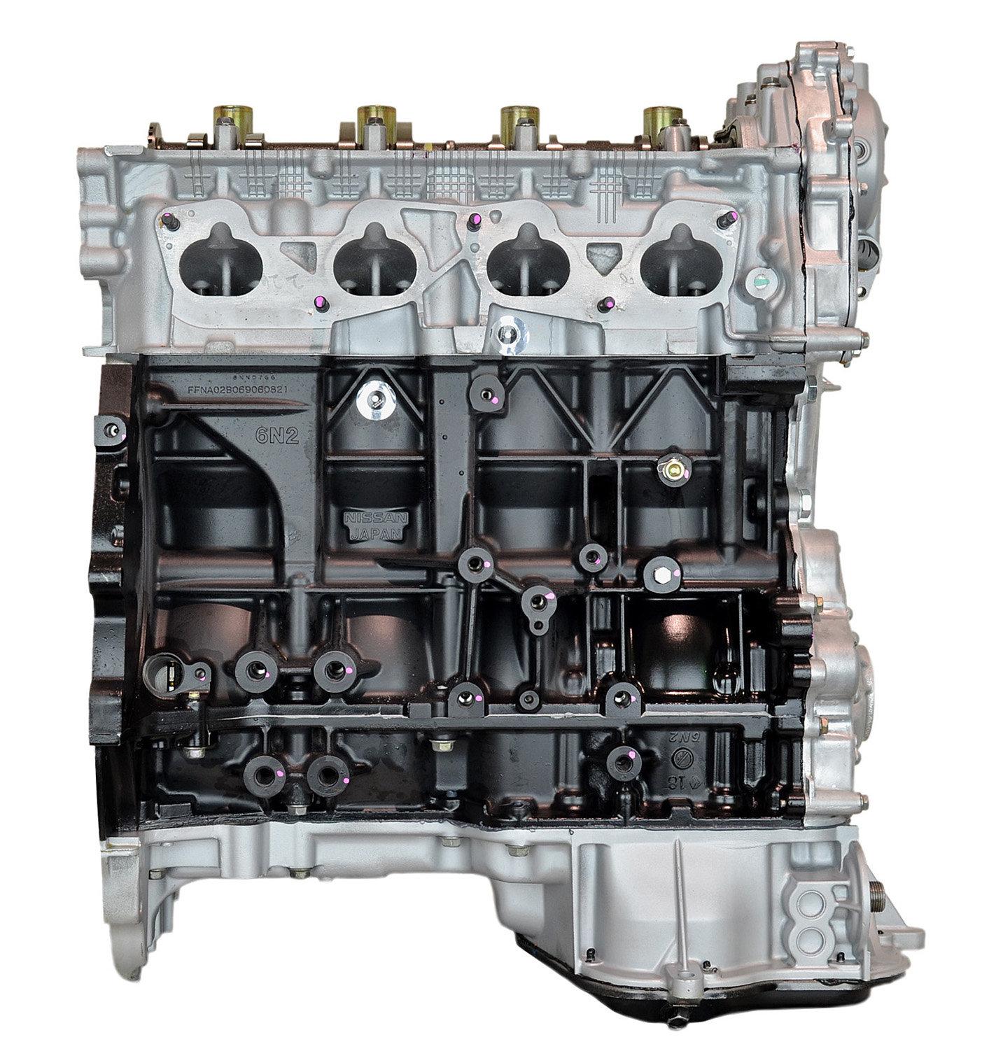 02-06 Nissan Altima 2.5-Liter QR25DE Engine