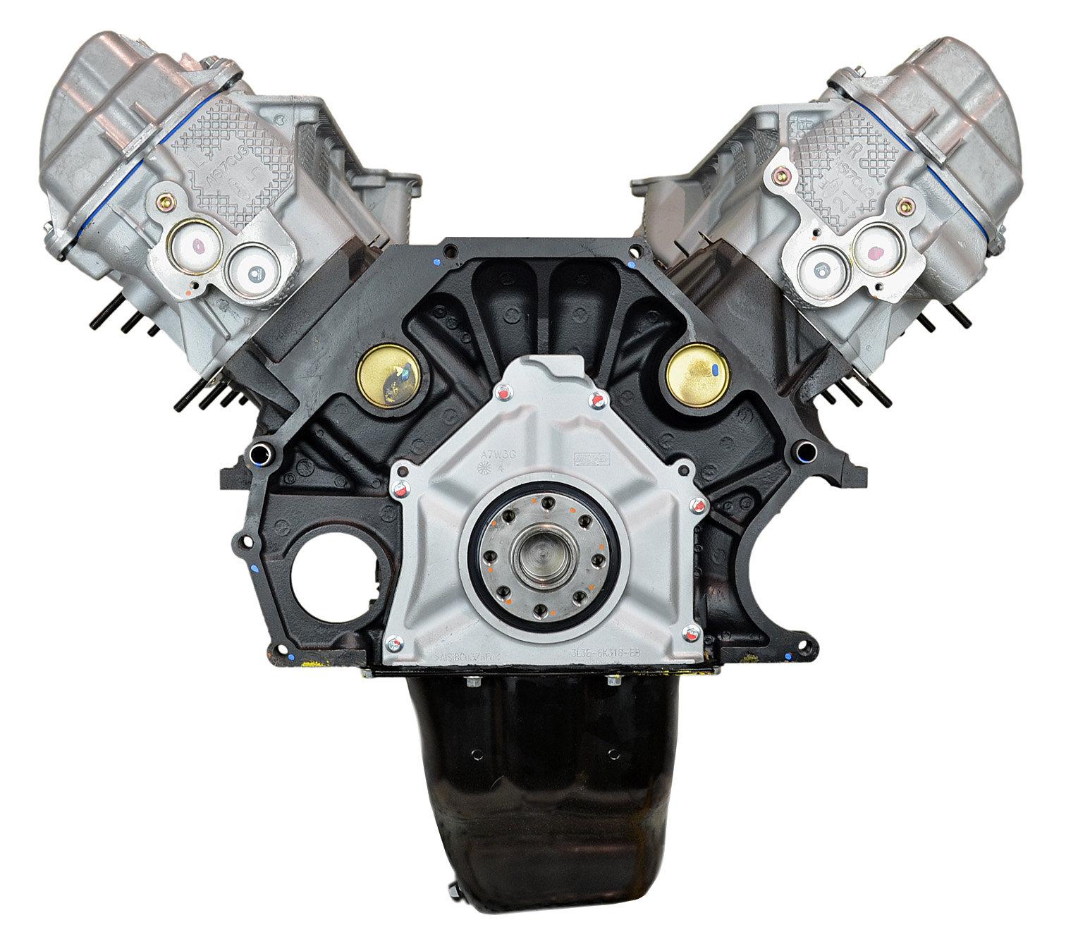 04-07 Ford 5.4L V8 F250 F350 Triton Engine 3 Valve
