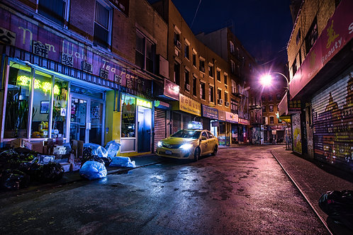 China Town, afterhours