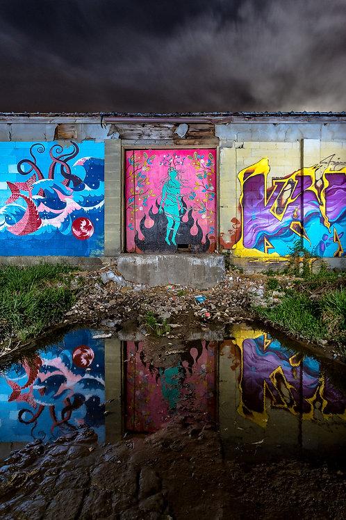 Graffiti Shrine