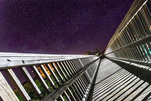 Stars over the Boardwalk