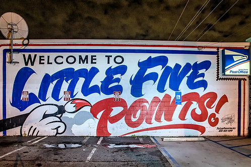 Welcome to Little Five Points