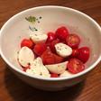 Tomato, Basil, Bocconcini
