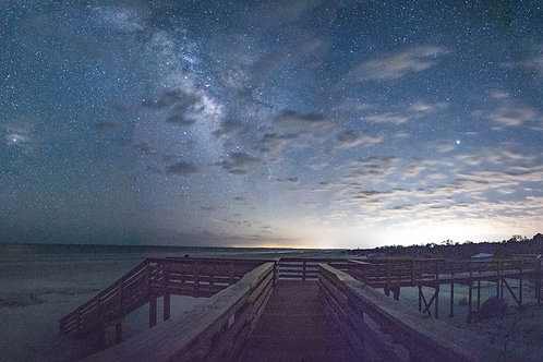 Boardwalk, Milky Way