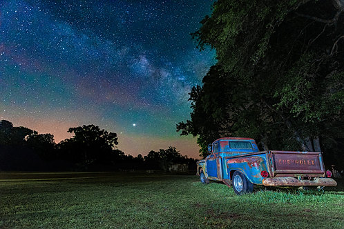 Pick me up under the stars