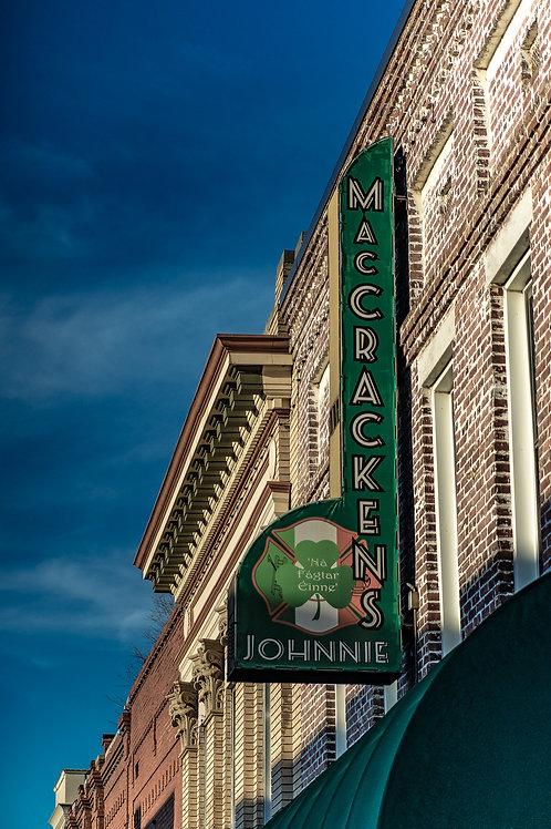 Johnny McCracken's