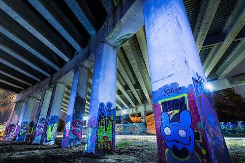 Beltline Graffiti I