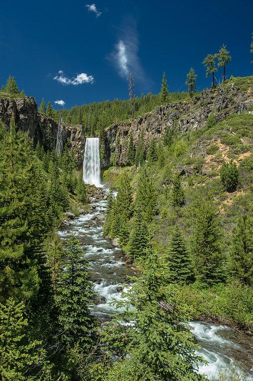 Tumalo Falls II