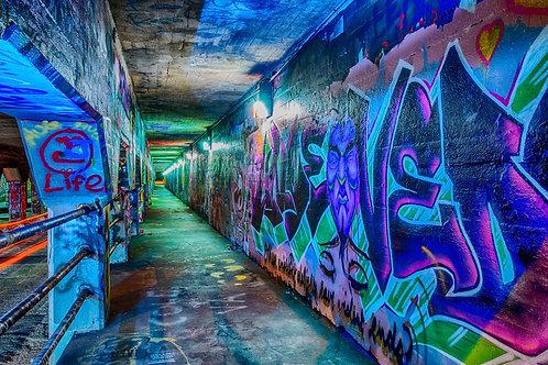 Krog Street (Purple)