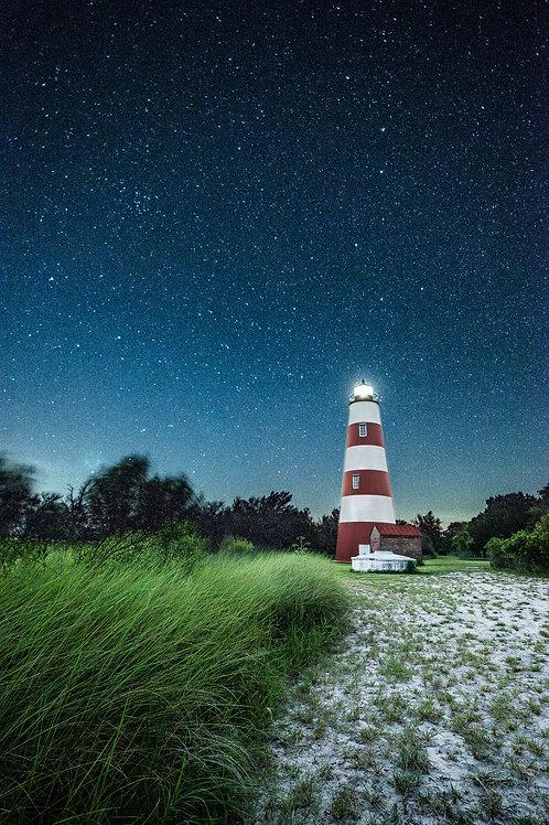 Lighthouse, Sapelo Island