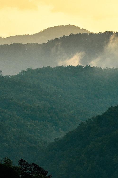 Smoky Mountains (vertical)