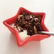 Chocolate Granola and Greek Yogourt