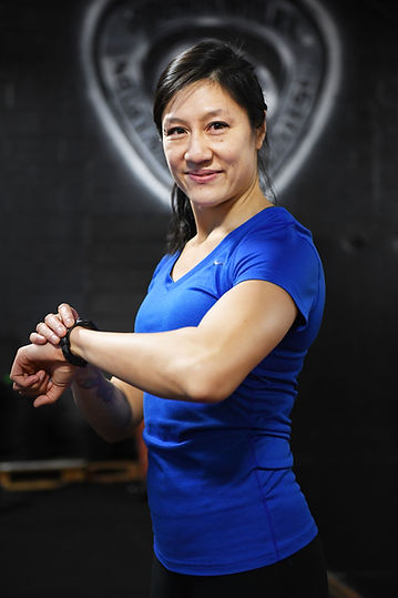 Natalie Yip Personal Trainer Boxing Coach Toronto North York