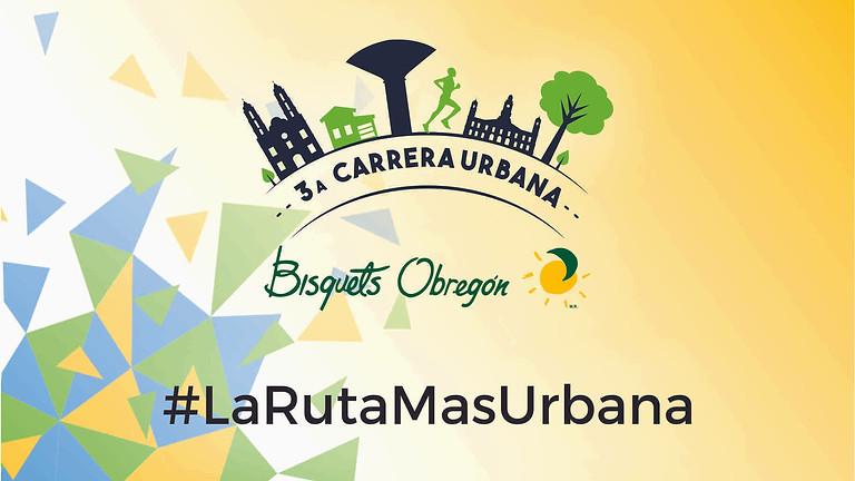 Carrera Urbana Bisquets Obregón