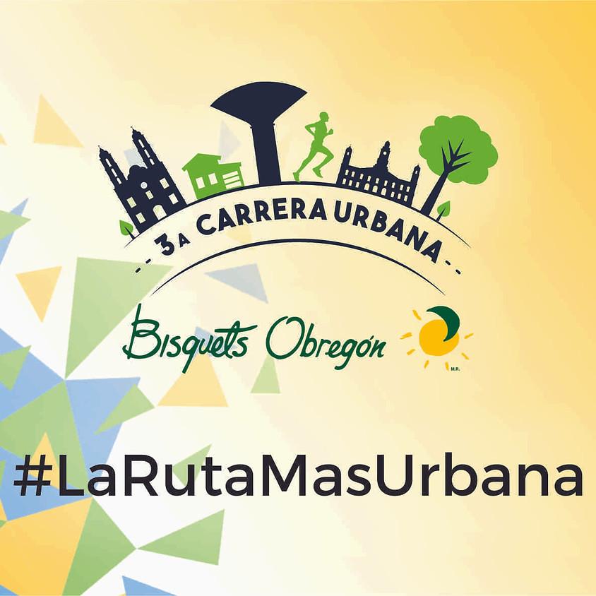 Carrera Urbana Bisquets Obregón 2022