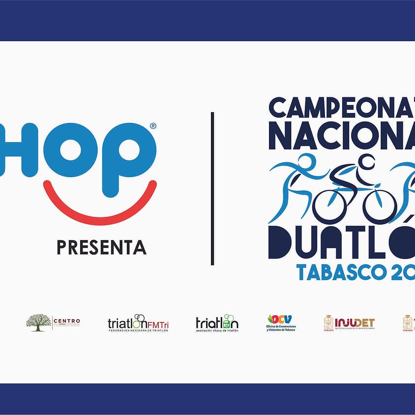 IHOP   CAMPEONATO NACIONAL DE DUATLÓN 2020
