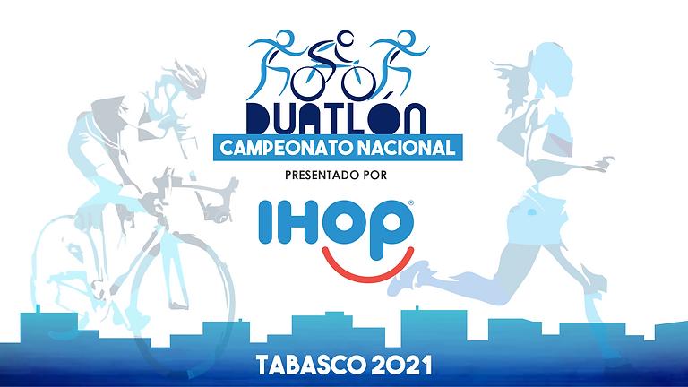 Campeonato Nacional de Duatlón 2021