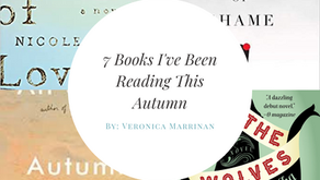 What I've Been Reading This Autumn