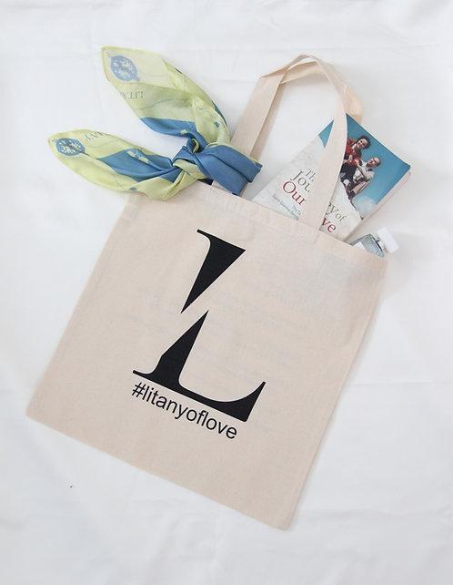 Litany Tote Bag